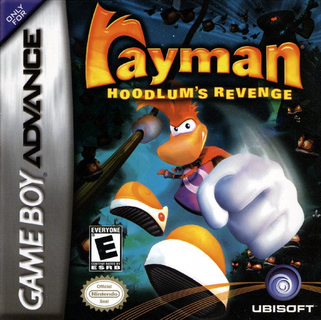 Rayman Hoodlums Revenge - Game Boy Advance