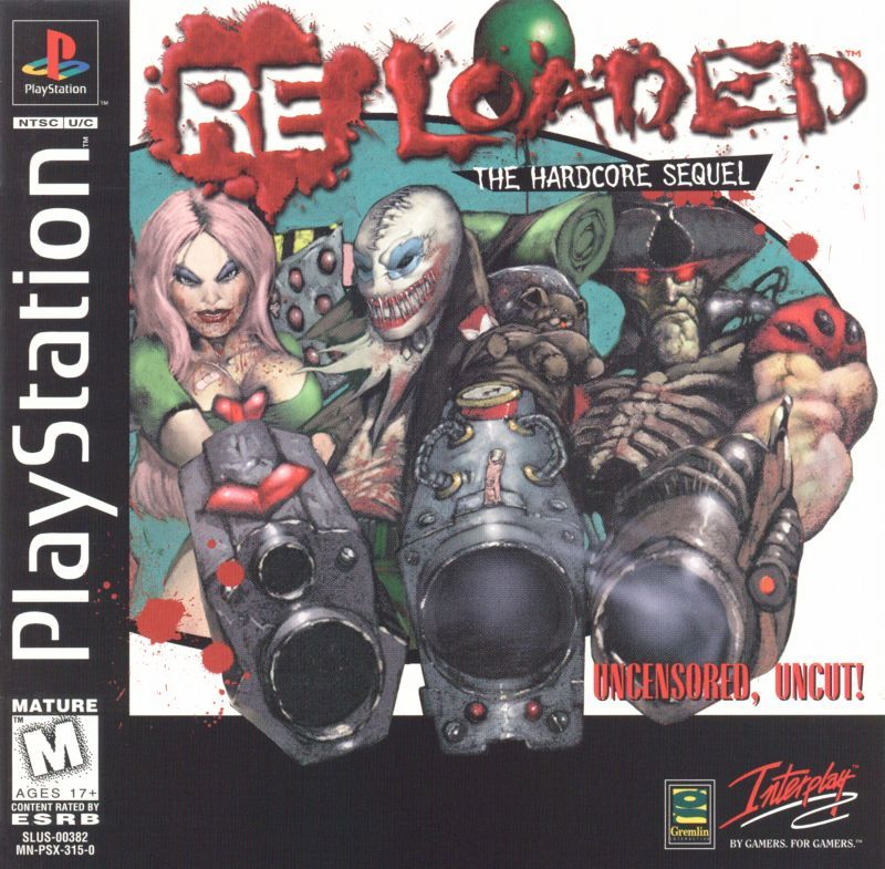 Re-Loaded - PlayStation 1