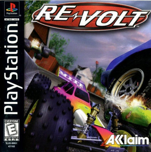 Re-Volt - PlayStation 1
