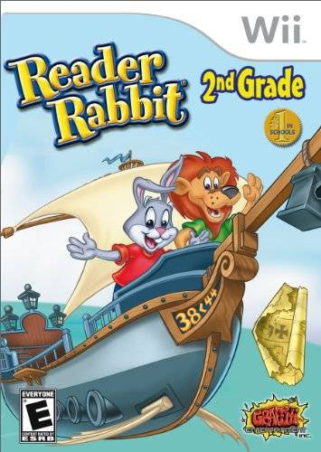Reader Rabbit 2nd Grade - Wii