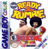 Ready 2 Rumble Boxing - Game Boy Color