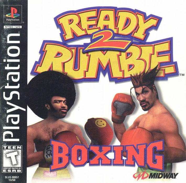 Ready 2 Rumble Boxing - PlayStation 1