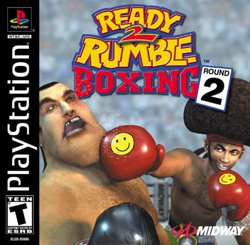 Ready 2 Rumble Boxing Round 2 - PlayStation 1