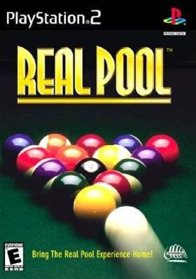 Real Pool - PlayStation 2