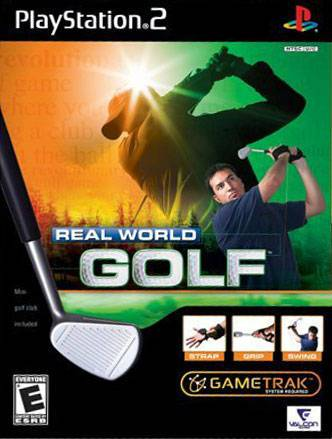 Real World Golf - PlayStation 2