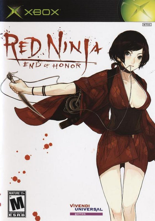 Red Ninja End of Honor - Xbox