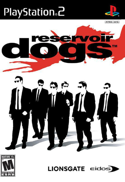 Reservoir Dogs - PlayStation 2