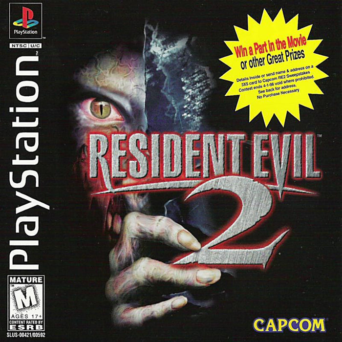 Resident Evil 2 - PlayStation 1