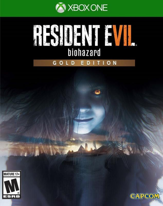 Resident Evil 7 biohazard - Gold Edition - Xbox One