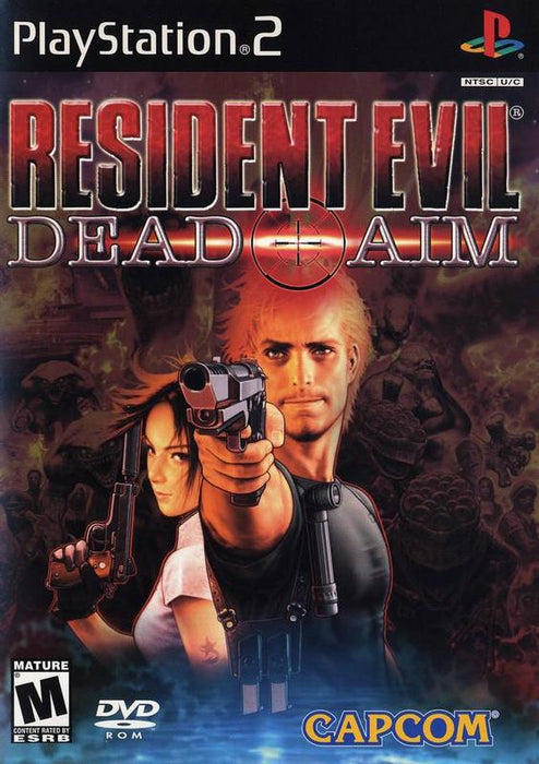 Resident Evil Dead Aim - PlayStation 2