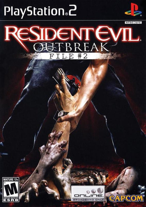 Resident Evil Outbreak File #2 - PlayStation 2