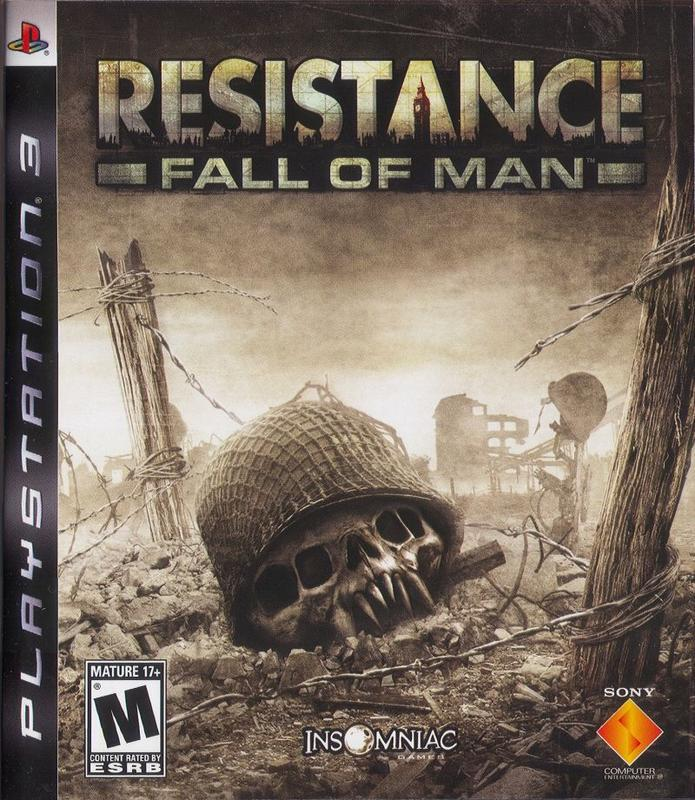 Resistance Fall of Man - PlayStation 3