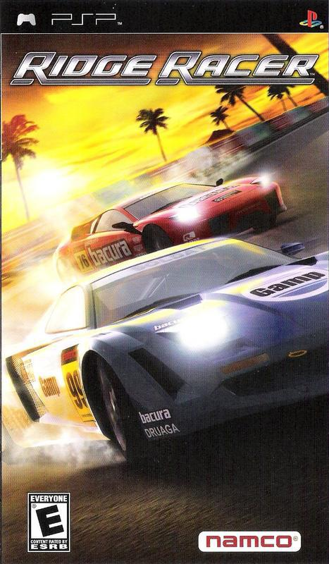 Ridge Racer - PlayStation Portable