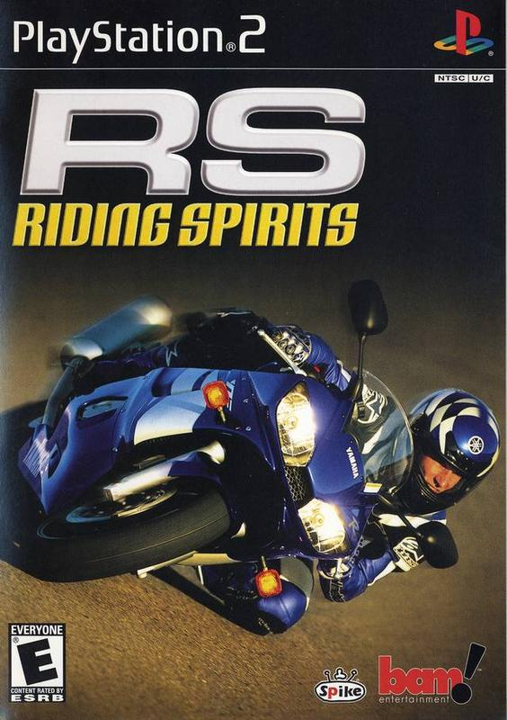 Riding Spirits - PlayStation 2