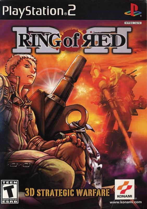 Ring of Red - PlayStation 2
