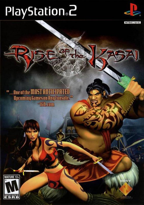 Rise of the Kasai - PlayStation 2