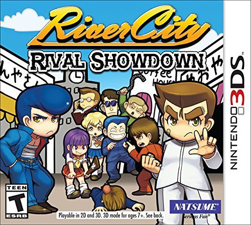 River City Rival Showdown - Nintendo 3DS