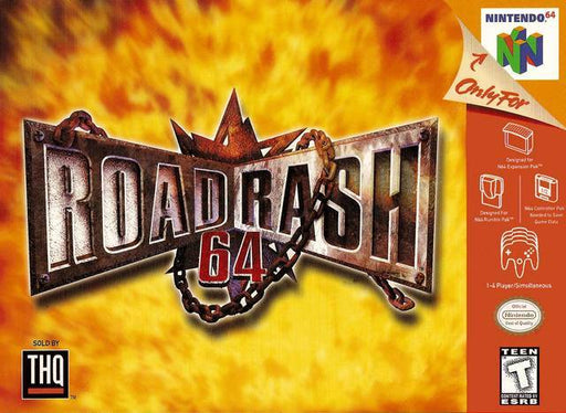 Road Rash 64 - Nintendo 64