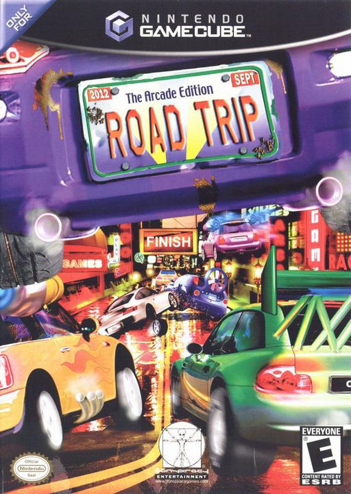 Road Trip The Arcade Edition - Gamecube