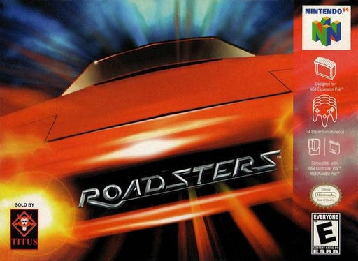 Roadsters - Nintendo 64
