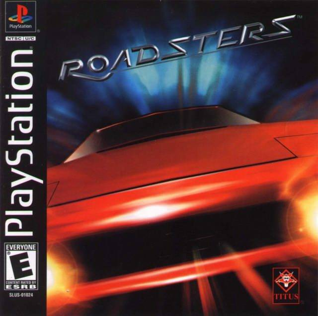 Roadsters - PlayStation 1