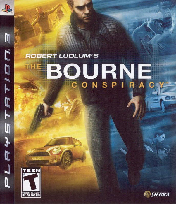 Robert Ludlums The Bourne Conspiracy - PlayStation 3