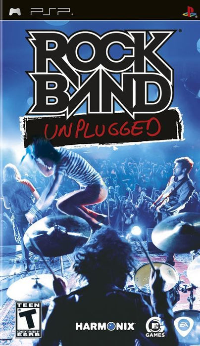 Rock Band Unplugged - PlayStation Portable