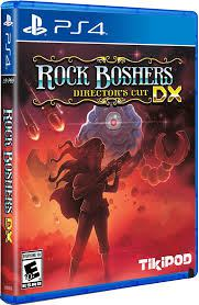 Rock Boshers DX Directors Cut