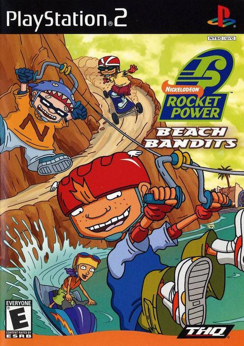Rocket Power Beach Bandits - PlayStation 2