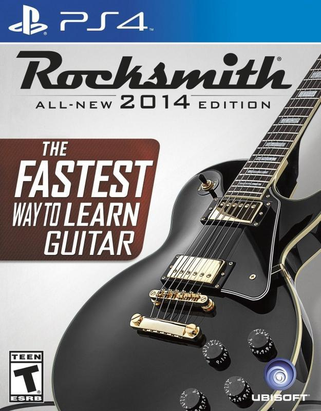 Rocksmith 2014 Edition - PlayStation 4