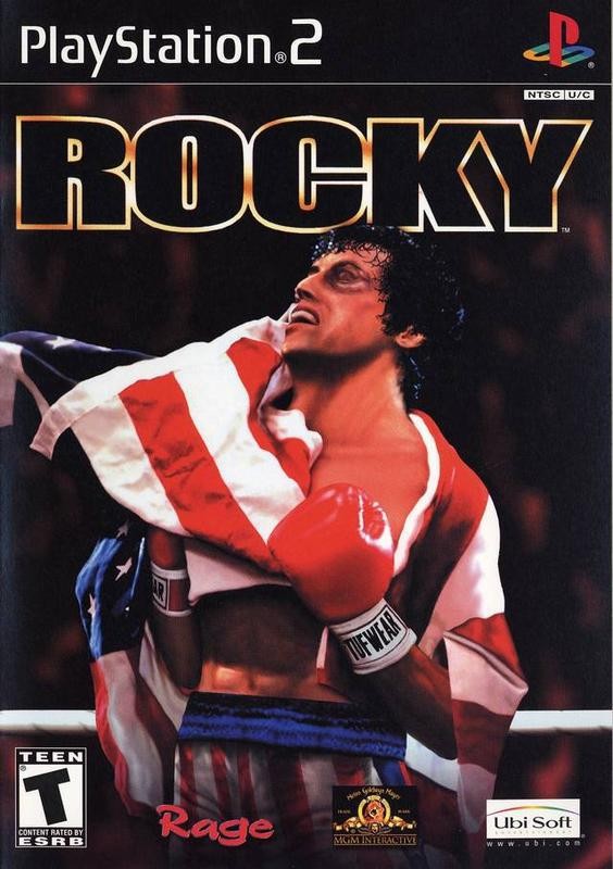 Rocky - PlayStation 2