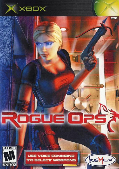 Rogue Ops - Xbox