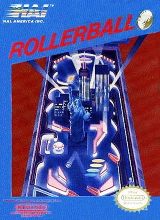 Rollerball - Nintendo Entertainment System