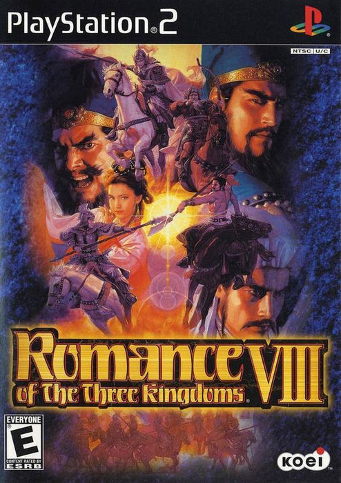 Romance of the Three Kingdoms VIII - PlayStation 2