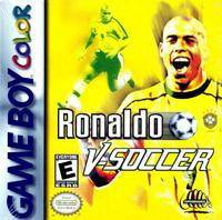 Ronaldo V-Soccer - Game Boy Color
