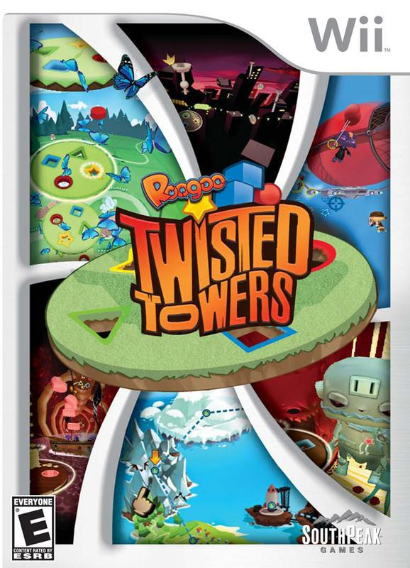 Roogoo Twisted Towers - Wii