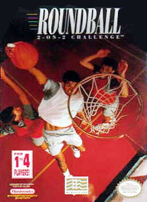 Roundball 2-on-2 Challenge - Nintendo Entertainment System