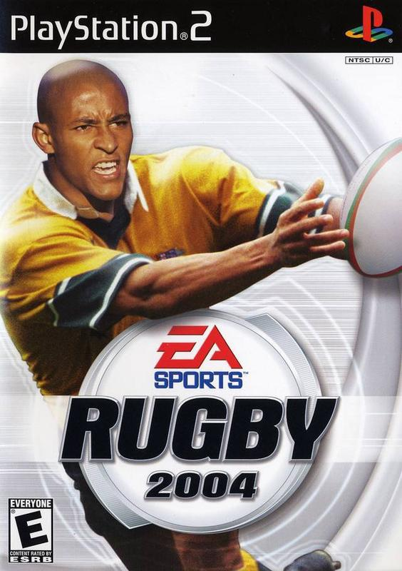 Rugby 2004 - PlayStation 2