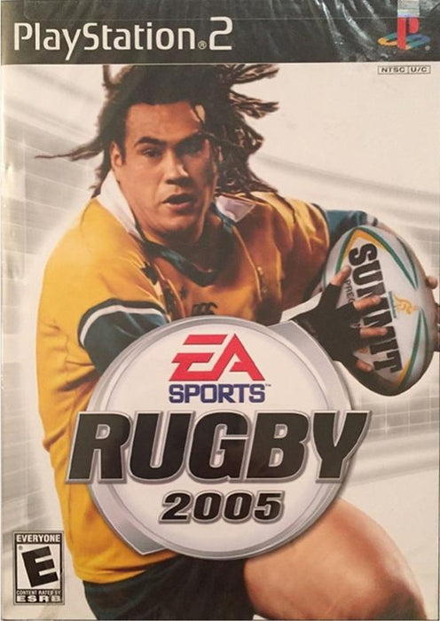 Rugby 2005 - PlayStation 2