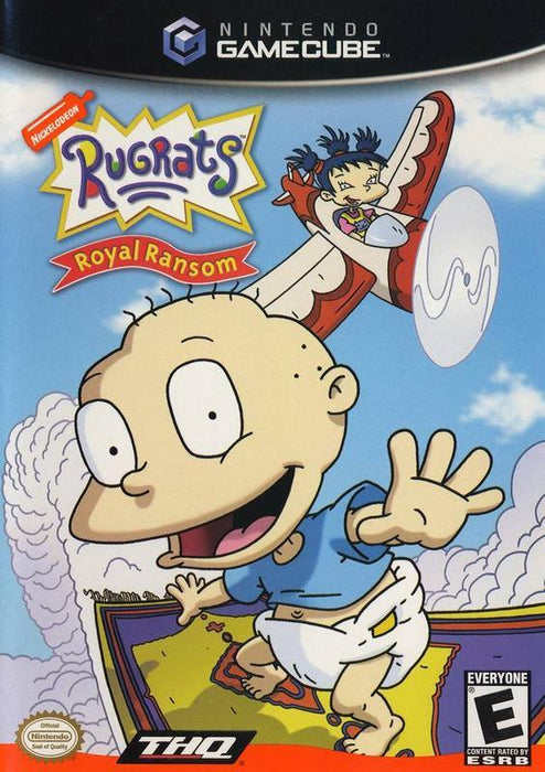 Rugrats Royal Ransom - Gamecube