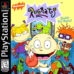 Rugrats Search for Reptar - PlayStation 1