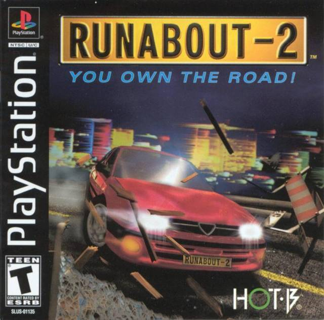 Runabout 2 - PlayStation 1