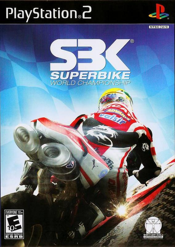 SBK Superbike World Championship - PlayStation 2