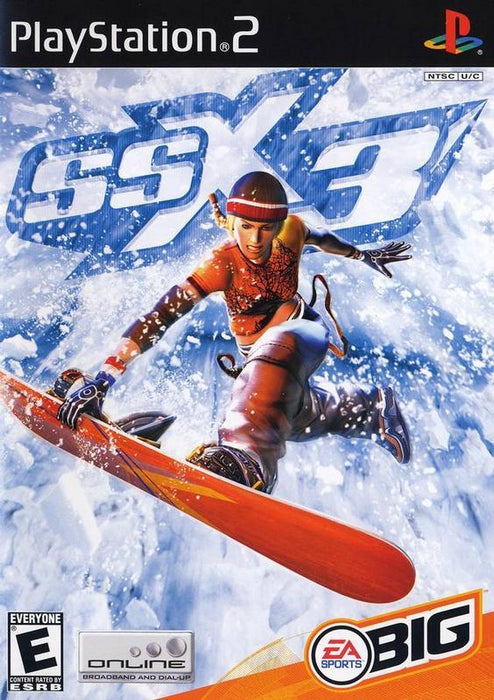 SSX 3 - PlayStation 2