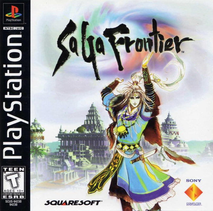 SaGa Frontier - PlayStation 1