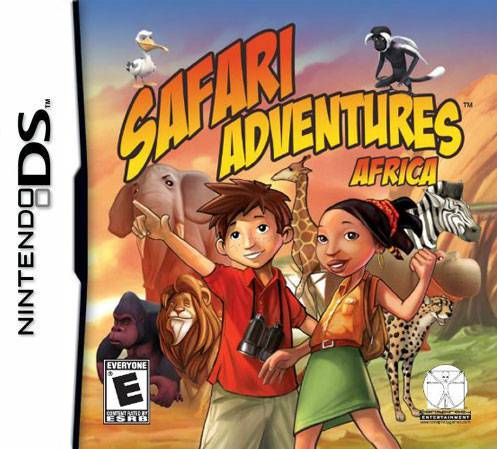 Safari Adventures Africa - Nintendo DS