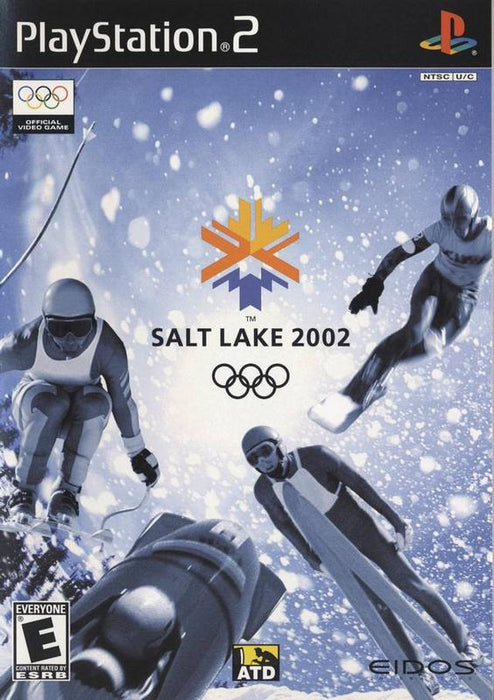 Salt Lake 2002 - PlayStation 2