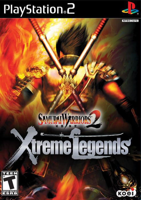 Samurai Warriors 2 Xtreme Legends - PlayStation 2