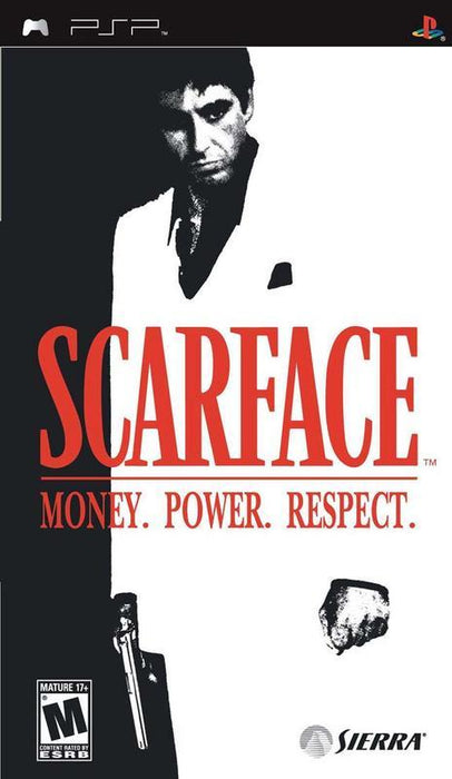 Scarface Money. Power. Respect. - PlayStation Portable