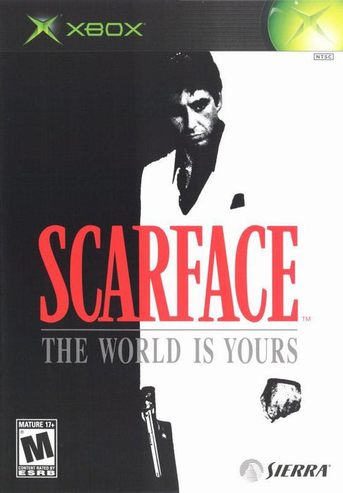 Scarface The World Is Yours - Xbox